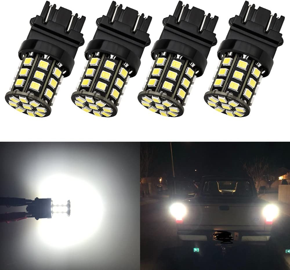 2 x 3156 AMBER 12V 27W AMERICAN FITMENT CAR LIGHT BULBS