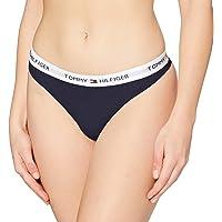 Tommy Hilfiger Tanga de Algodón Cintura elástica con el Logo Mujer