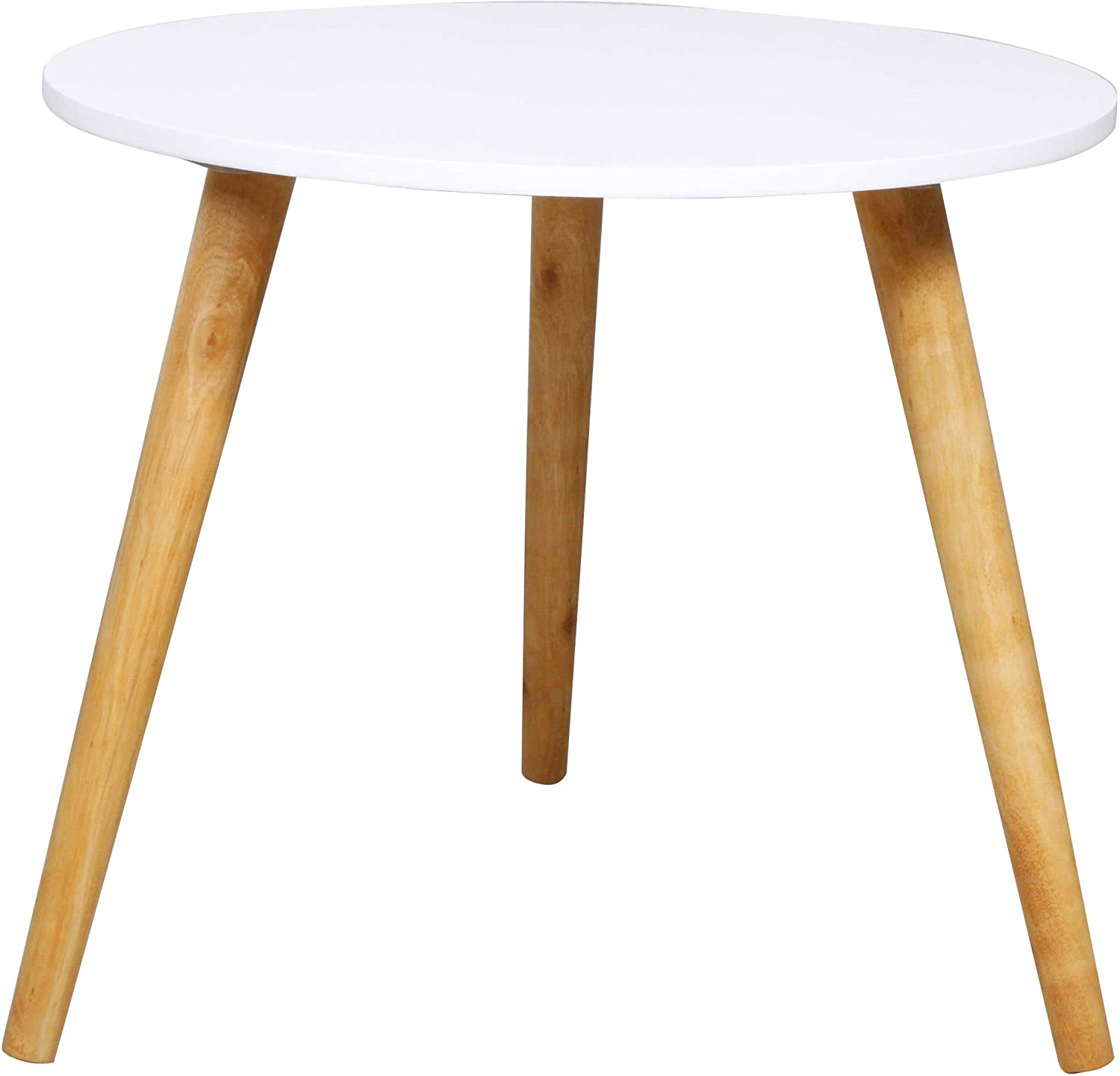 - Round Small White Side Accent Table: Amazon.ca: Home & Kitchen