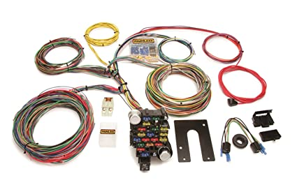 71D%2B %2BB2jzL._SX425_ amazon com painless 10202 universal 18 circuit chassis wiring