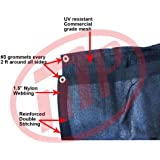 MP - Mighty Products Premium 90% Cloth Shade Sail Sun Shade