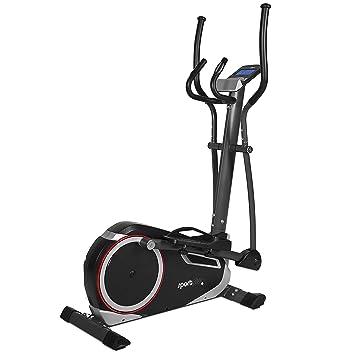 SportPlus SP-ET-9600-iE Bicicleta Elíptica con Aplicación para Smartphone, Google