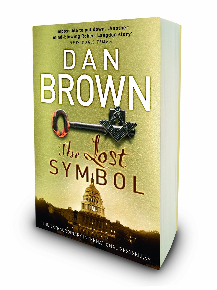 The lost symbol dan brown 9780552149525 amazon books buycottarizona