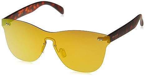 Paloalto Sunglasses P24.5 Gafas de Sol Unisex, Oro: Amazon ...