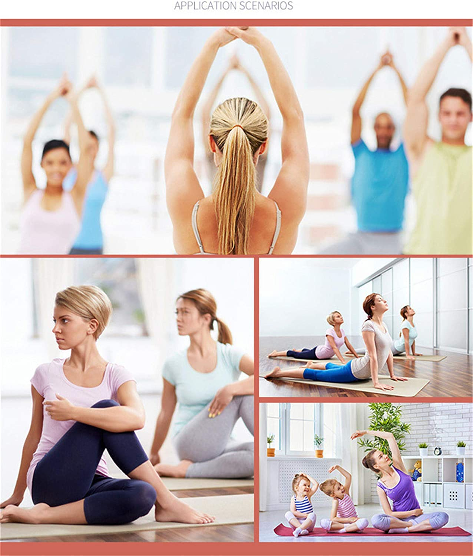 SANIQUEEN.G Calzini Antiscivolo ed Antislittamento Yoga per Yoga Barre Danza UK 2.5-7 //EU 35-40 Pilates
