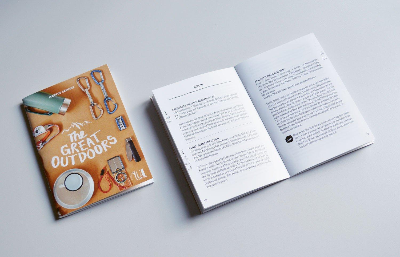 Buch Die Neue Outdoor Küche : The great outdoors: 120 geniale rauszeit rezepte: amazon.de: markus