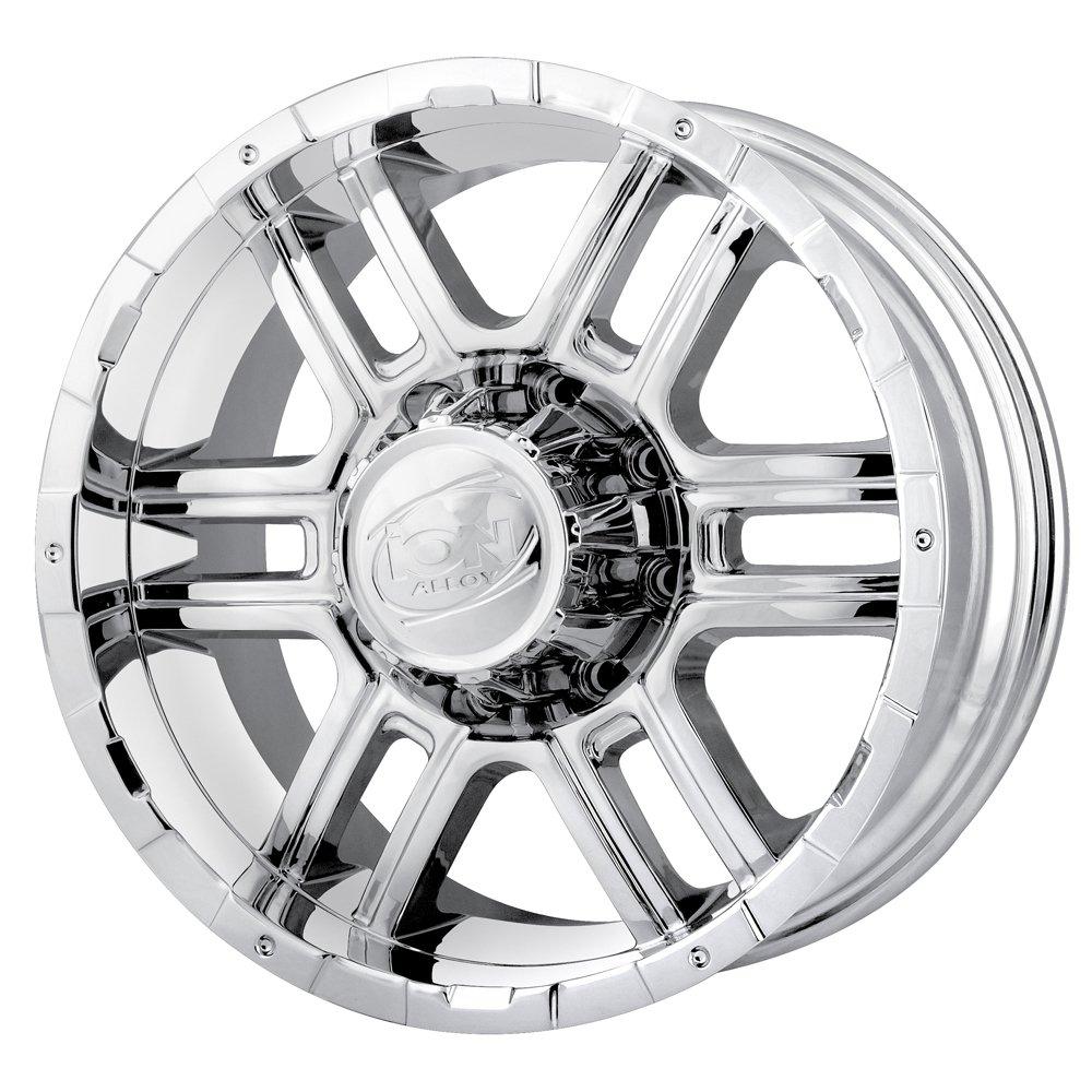 Ion Alloy 179 Black Machined Wheel 17x8//7x150mm