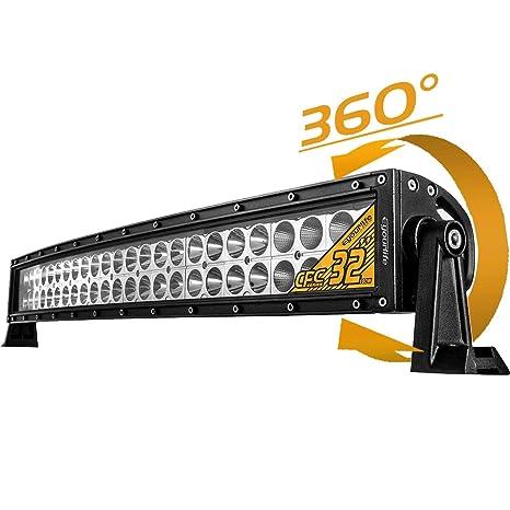 Eyourlife 180W LED Luz de Inundación/Luz Focos Proyector de Luz Faro de Luz de