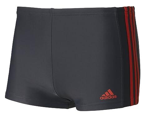8ba3845ced adidas Performance Mens Infinitex Swimming Boxer Shorts Swim Trunks - 30