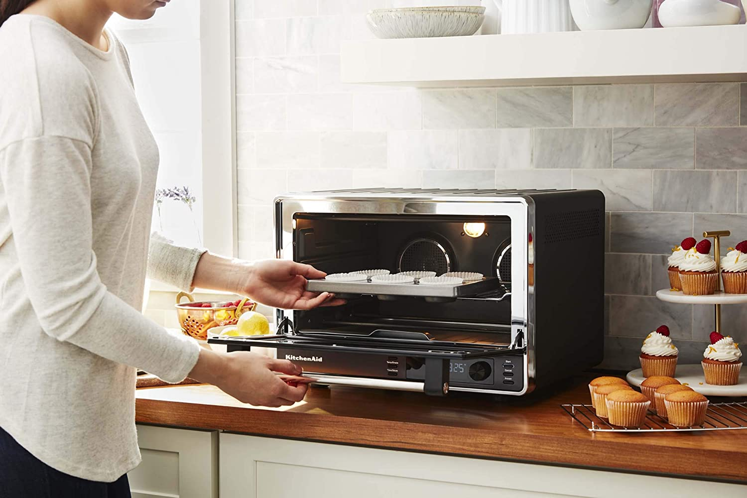 countertop convection oven reviews consumer reports