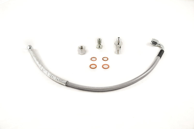 Turbo oil feed line kit (AVCS vehicle) Boxer Engine