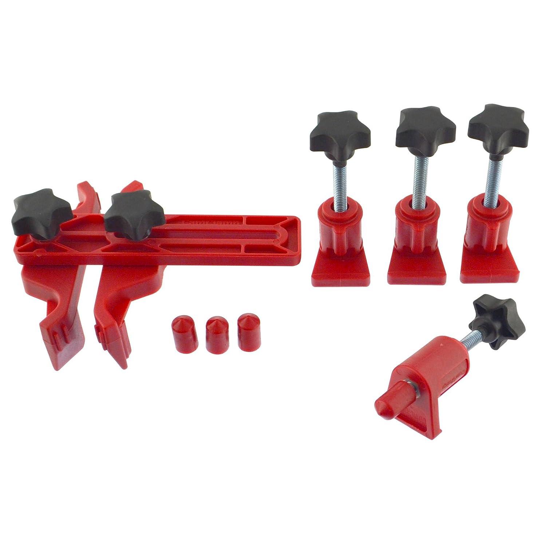 5pc Master Universal Single Twin Quad Cam Clamp Locking Timing Tool Kit Camshafts AB Tools