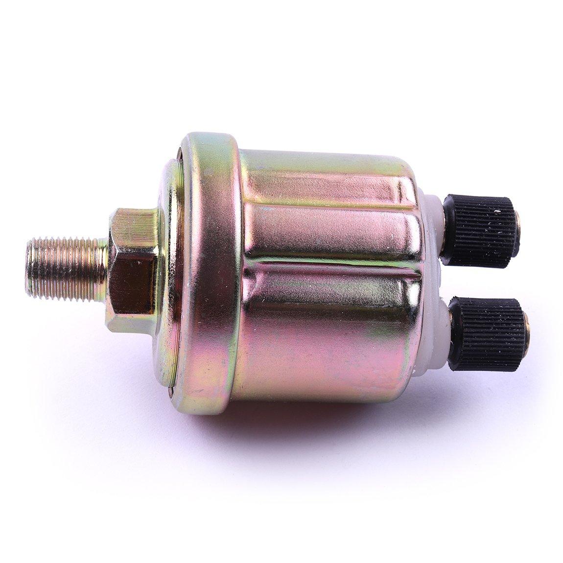 Atoplee 1pcs Oil Pressure Sensor Oil Pressure