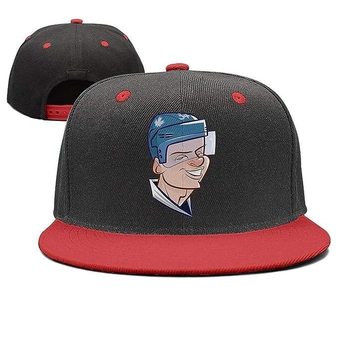7e39518e934 Eoyles Ice Hockey Player Adjustable Size Visor Hat Style Unisex ...