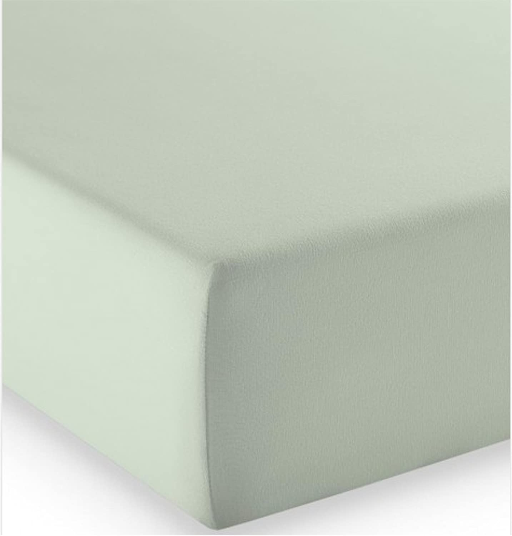 und Wasserbetten Jersey-Spannlaken comfort XL Farbe 9031 an Fleuresse Boxspring