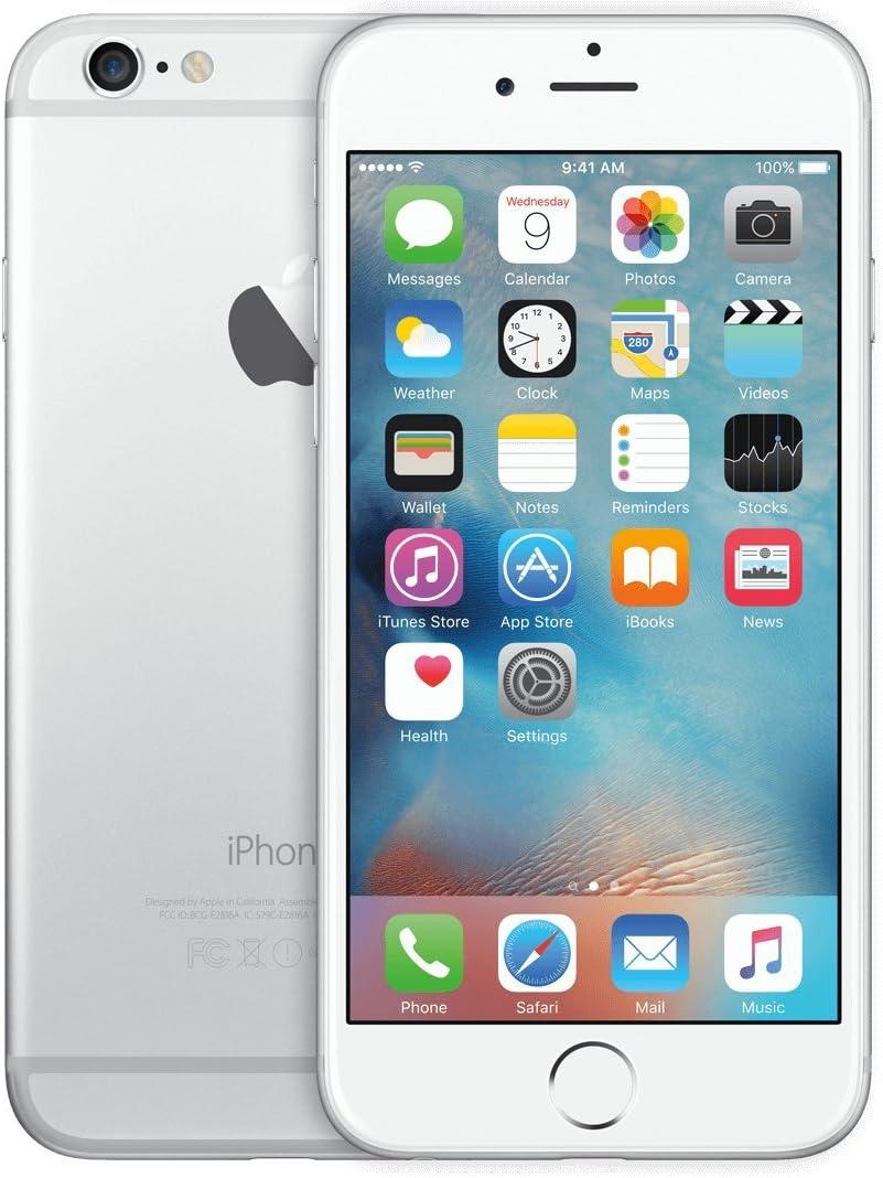 Apple iPhone 6 16GB Factory Unlocked - Silver - ATT Tmobile Metro Cricket