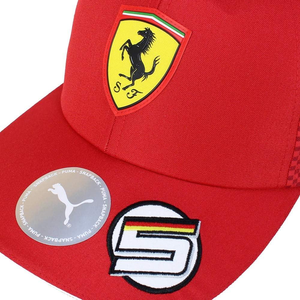 Scuderia Ferrari Kids 2019 F1™ Sebastian Vettel Gorra con Visera ...
