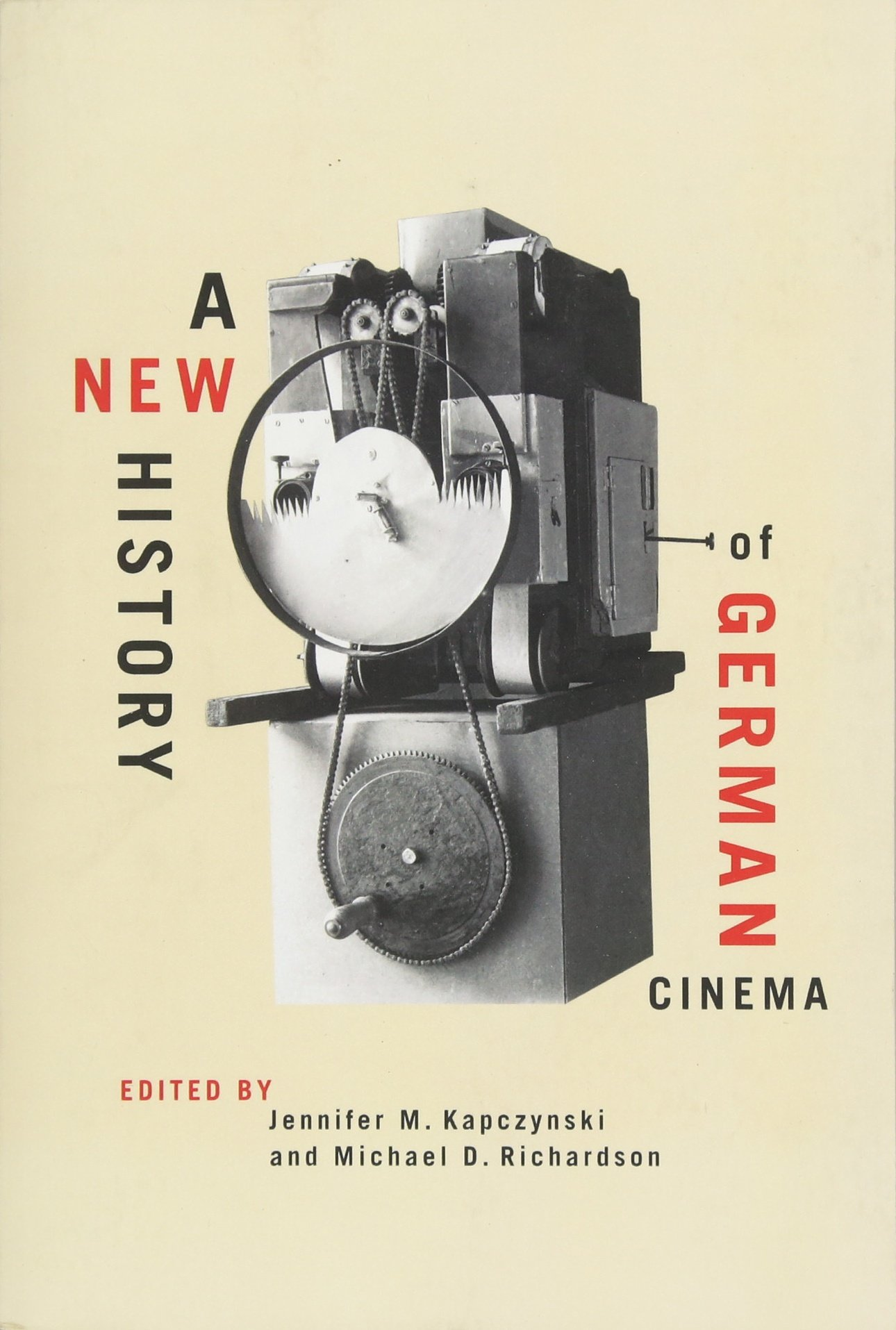 A New History of German Cinema (Screen Cultures: German Film and the Visual) pdf epub