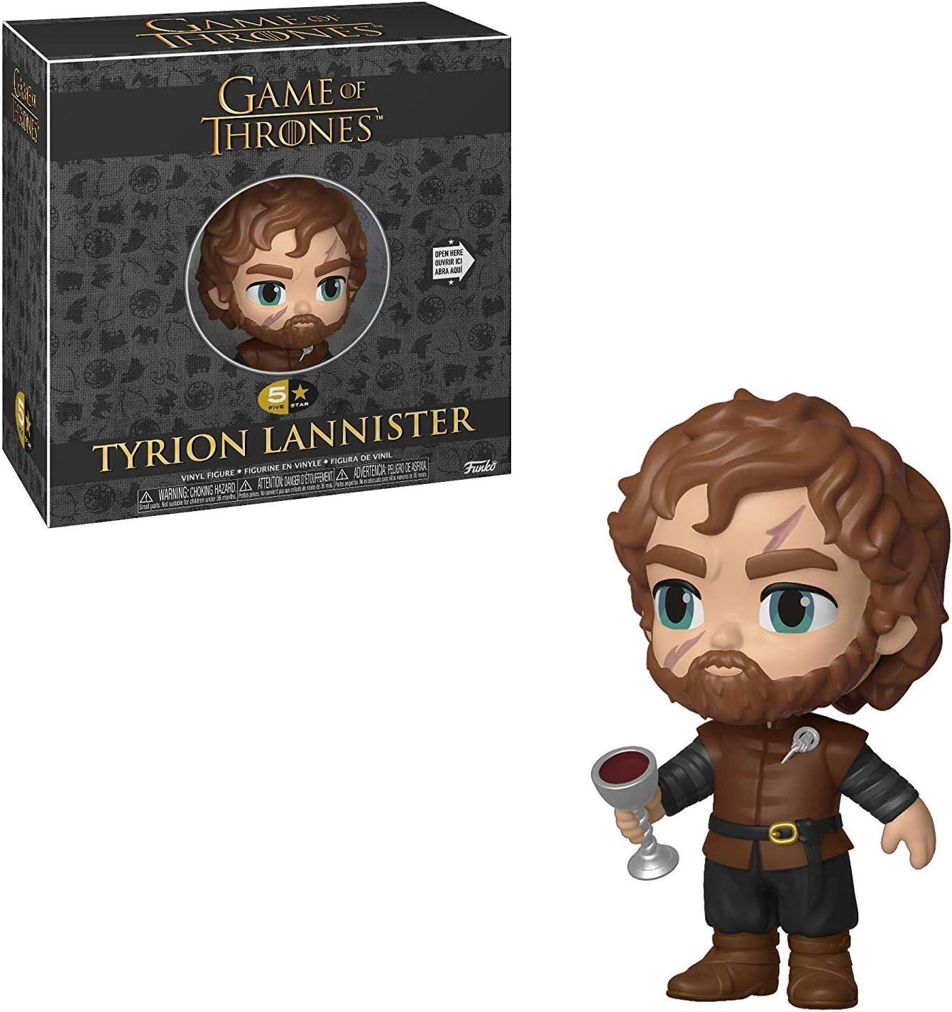 Amazon.com: Juego de tronos: figura de acción de Tyrion ...