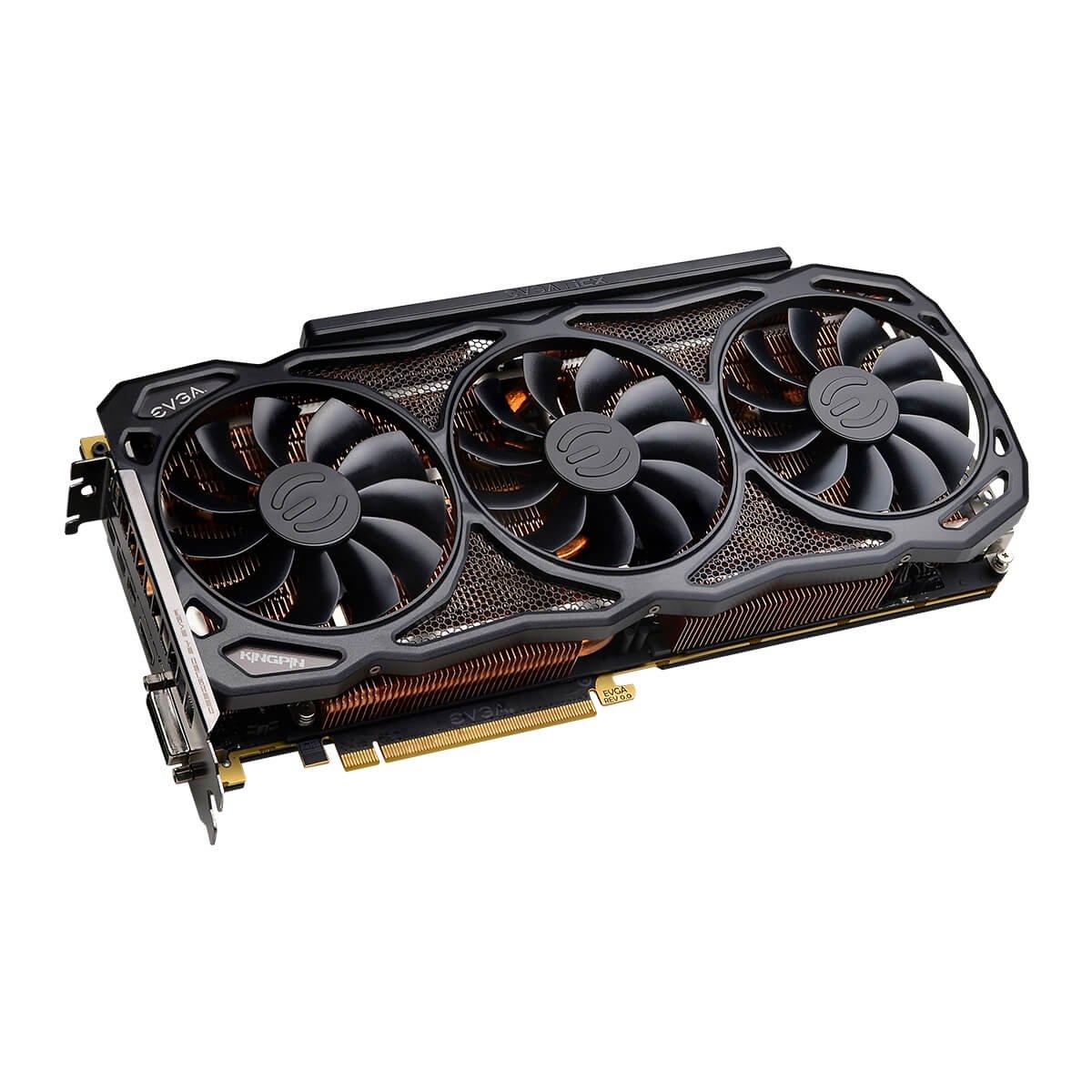 EVGA GeForce GTX 1080 Ti K | NGP | N Gaming 11GB GDDR5X Tecnología iCX - 9 sensores térmicos y LED RGB G / P / M Tarjetas gráficas 11G-P4-6798-KR: ...