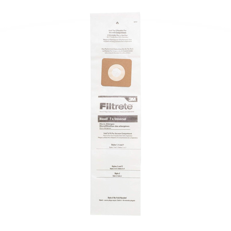 Amazon.com: 3 M Bissell Filtrete universal micro alergénico ...