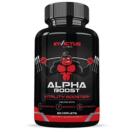 Prime Labs Alpha Boost