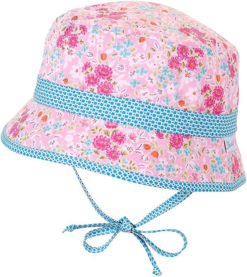 Sterntaler 1411606 Chapeau de p/êche 2016//17 Fleur damande 715 45