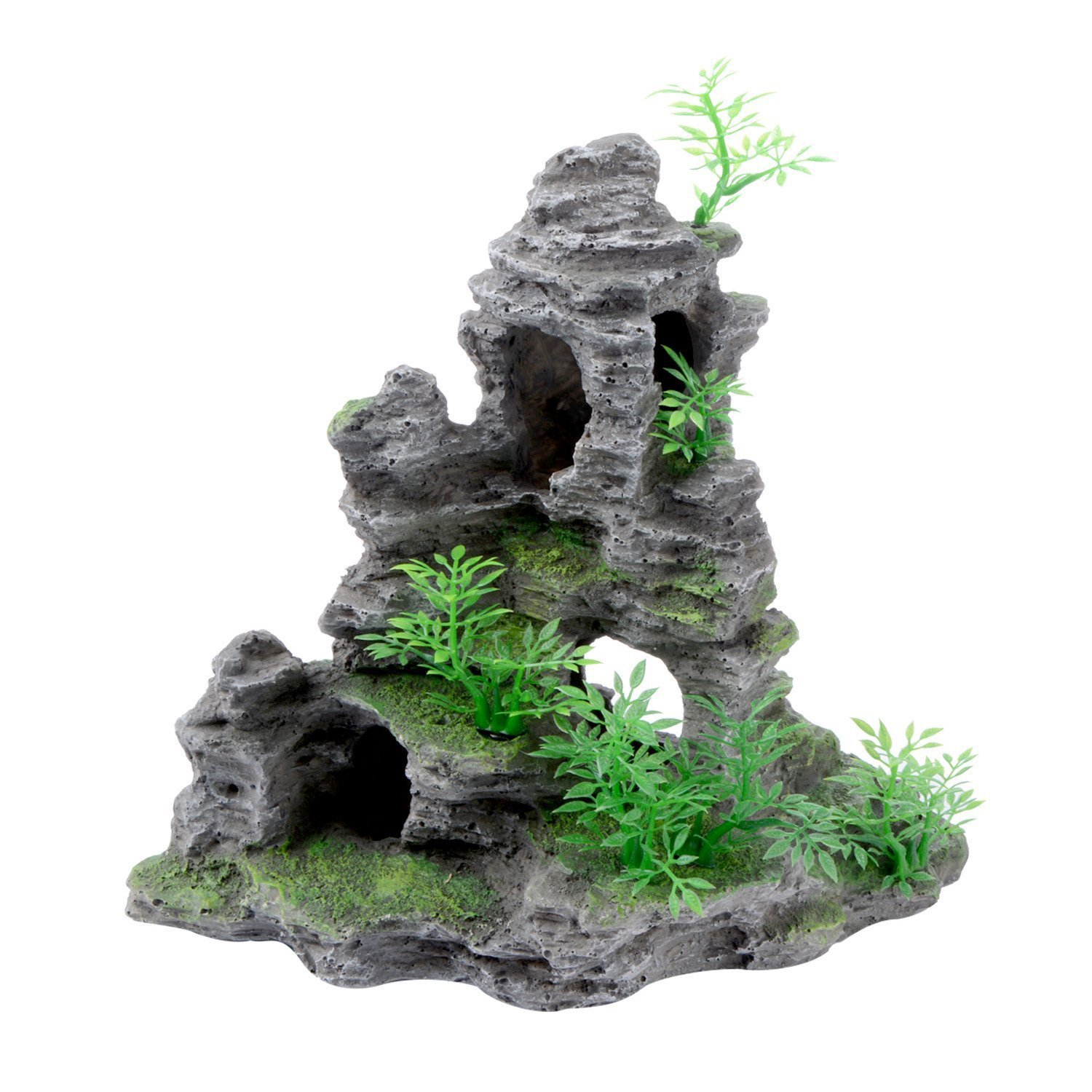 Saim Mountain View Aquarium Ornament