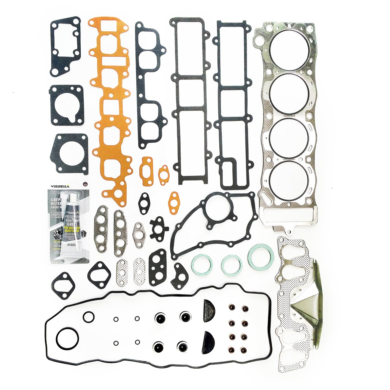 SKP HS26185PT2 Head Gasket Set, 1 Pack HS26185PT-2-ACD