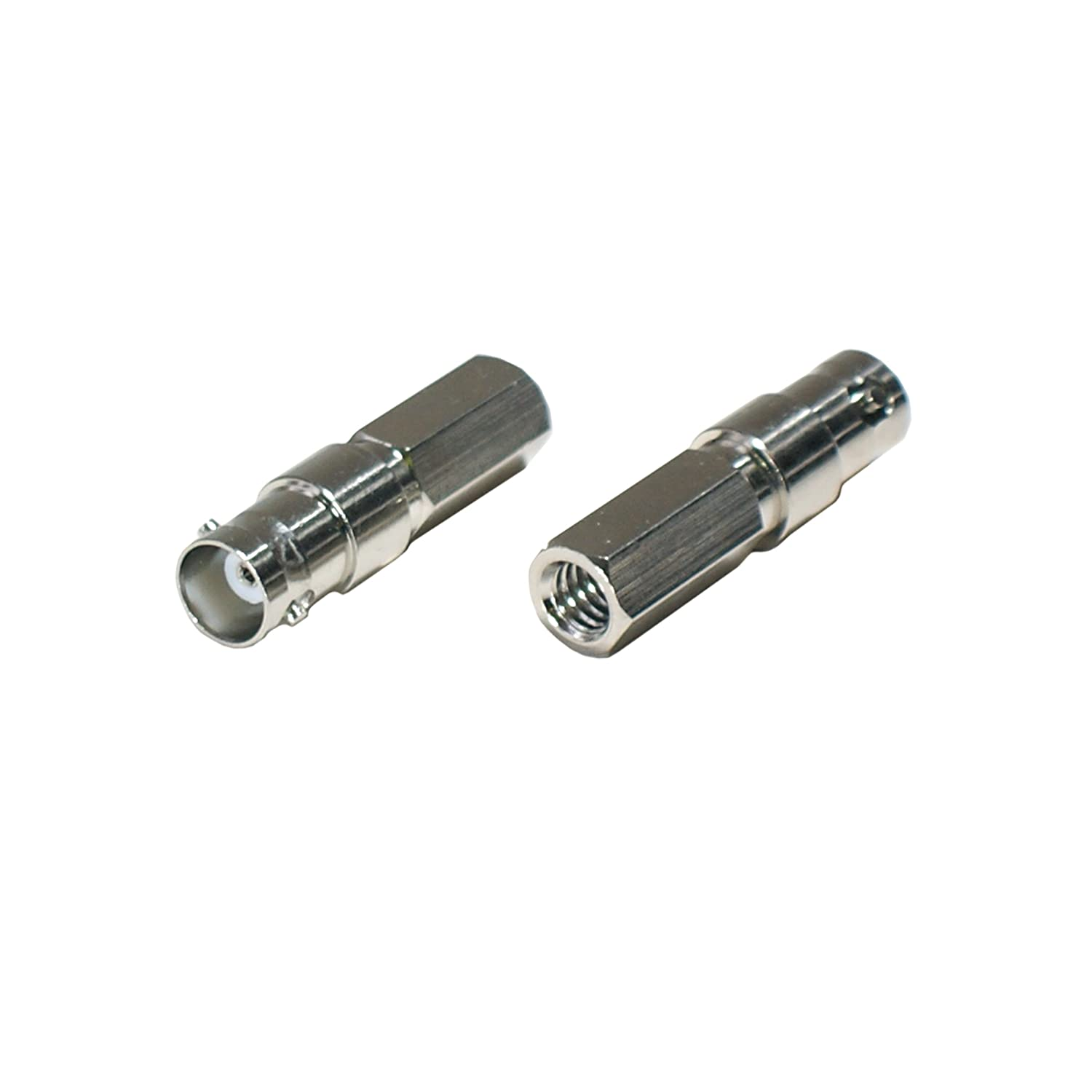 Amazon.com: BNC CONNECTOR 75 OHM SOCKET -CCTV RG59 SCREW/TWIST ON- FEMALE COAX/COAXIAL CABLE: Home Audio & Theater