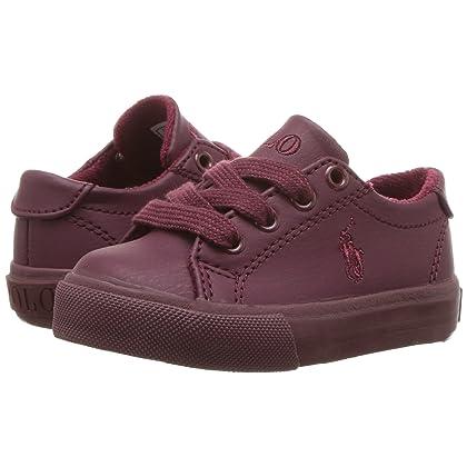 e2fcfa460f18 ... Polo Ralph Lauren Kids Unisex-Kids Slater Sneaker