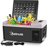 AstroAI Portable Freezer 12 Volt Car Refrigerator 16 Quart(15 Liter) Fridge for Car, RV, Van, Vehicle, Boat, Portable…