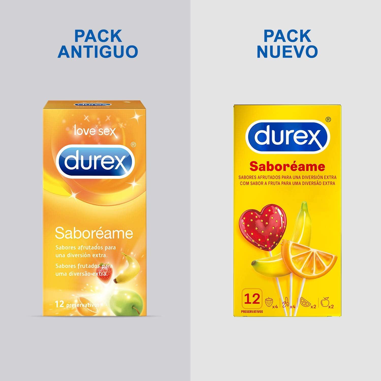 DUREX preservativos pleasurefruits caja 12 uds: Amazon.es: Salud y cuidado personal