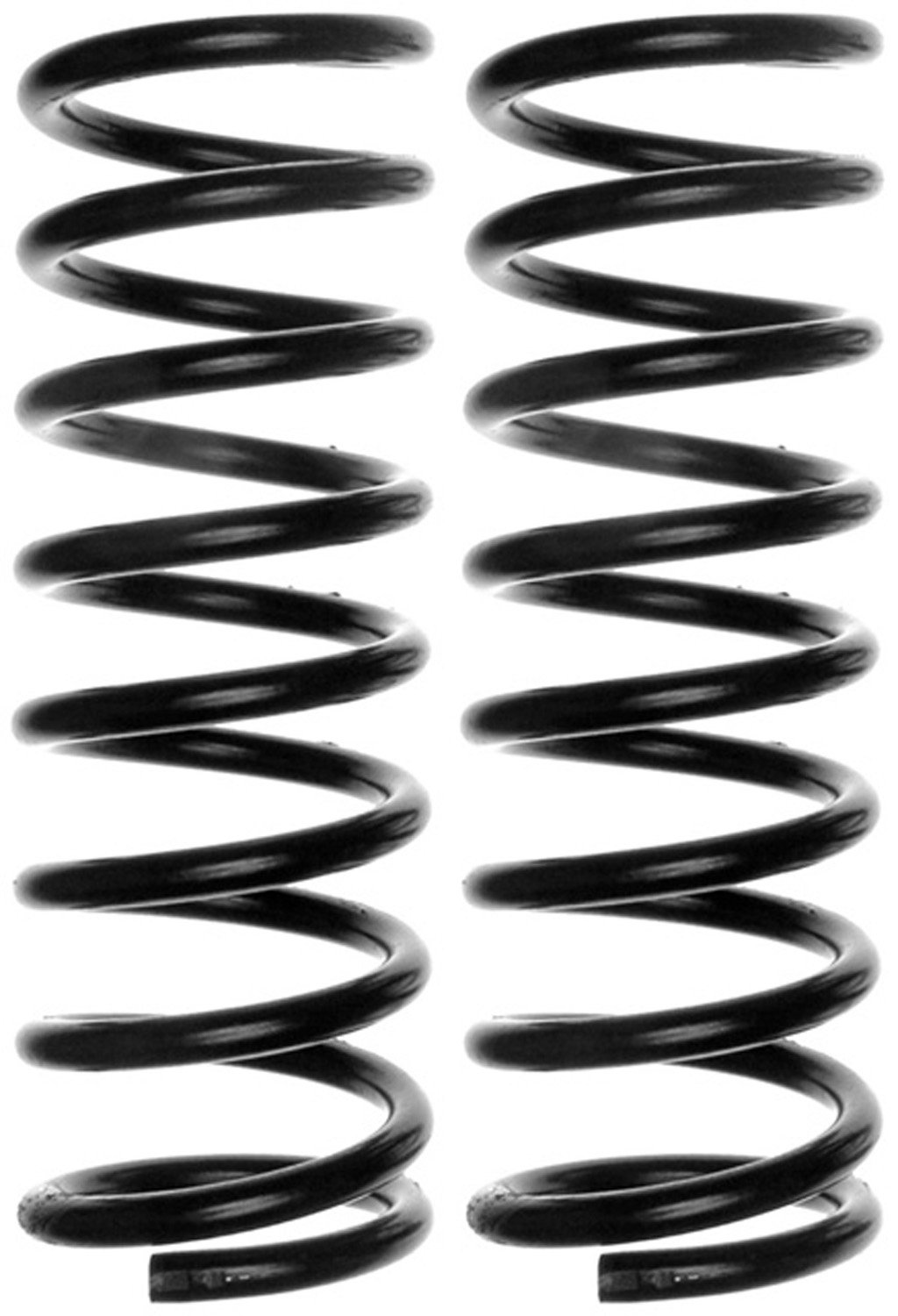 ACDelco 45H2125 Professional Rear Coil Spring Set