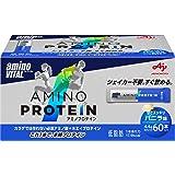 「アミノバイタル」アミノプロテイン バニラ味 60本入箱