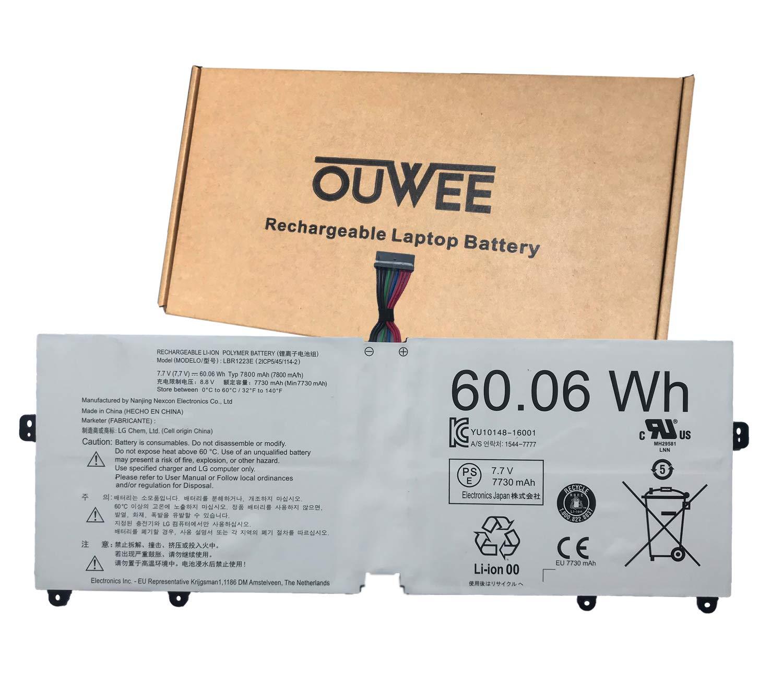 Bateria LBR1223E para LG Gram 13Z970 13Z 970 14Z970 14Z 970
