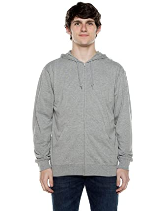 d643c0357be Cottonhood Long Sleeve T-Shirt Zip Hoodie at Amazon Men s Clothing ...