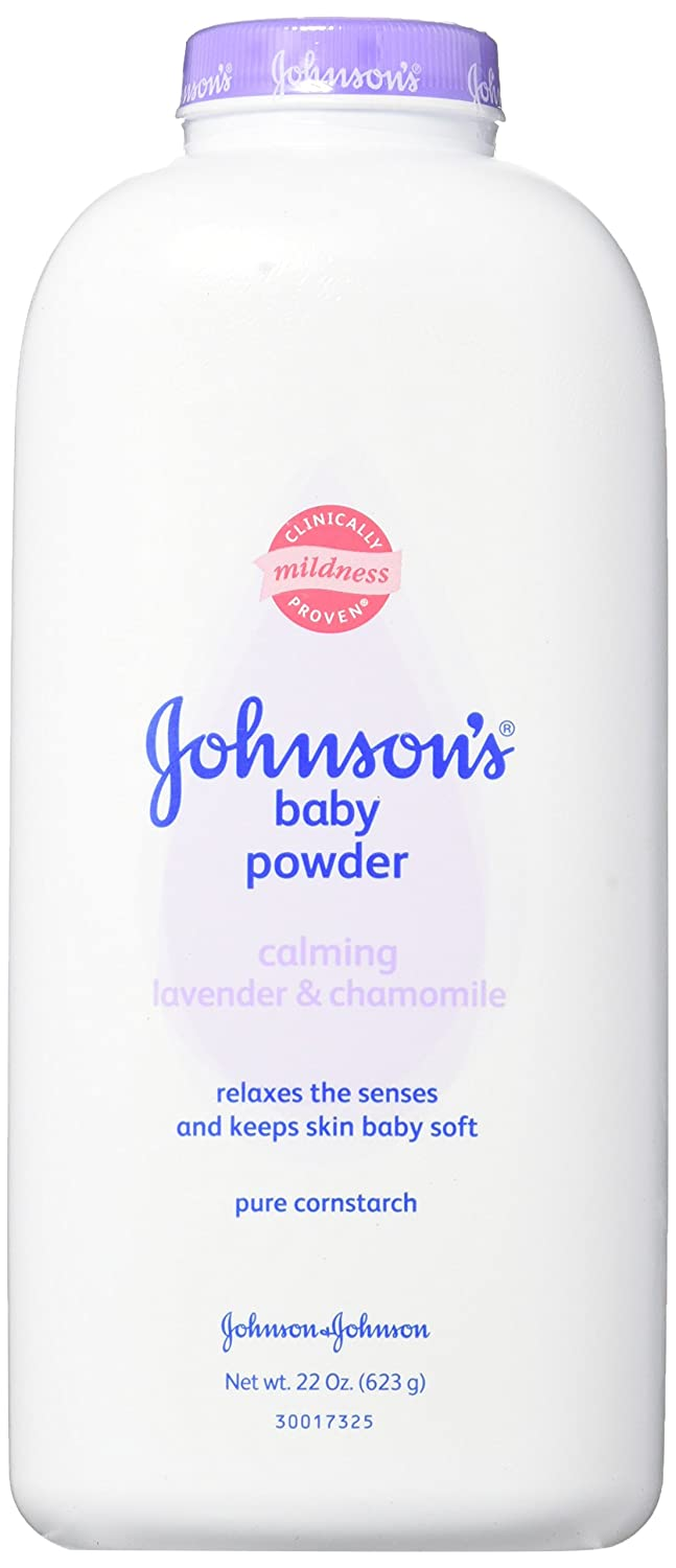 Other Diapering Brand New Johnsons Calming Lavender Baby Powder Pure Cornstarch Calming Lavender Baby