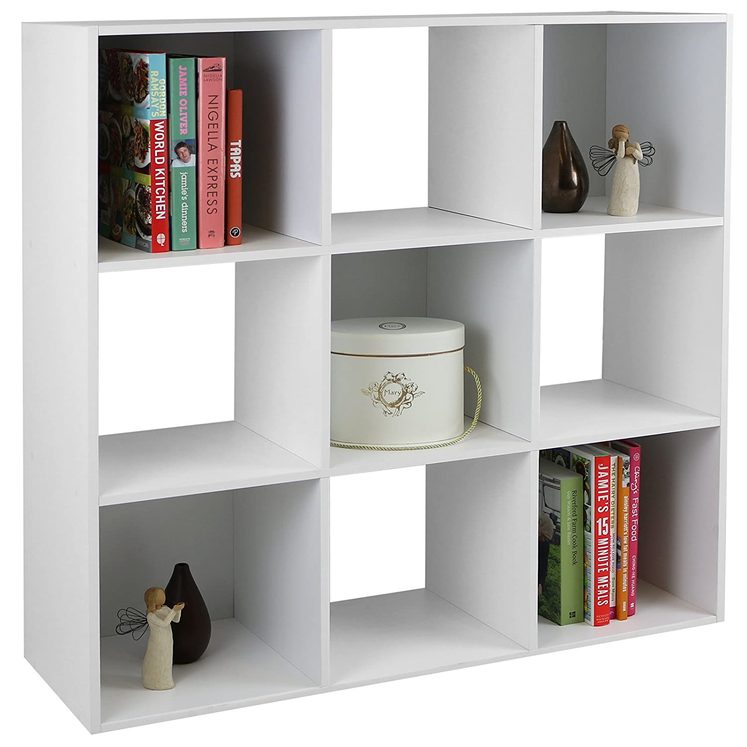 white shelf storage tools to cubes no cube assemble more decorative displays bookshelf easy books items com and housing hold dp accessories great amazon