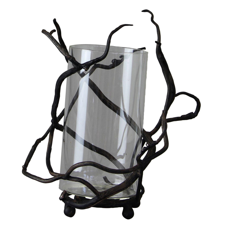 SPICE OF LIFE 花瓶 アイアンブランチ フラワーベース 30×33×30cm XSGH2040 B07DNBC2GL  フラワーベース