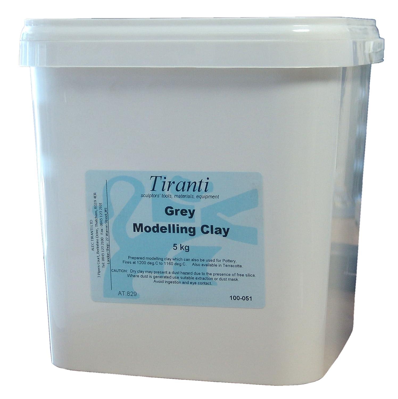 Tiranti Grey Clay 5kg