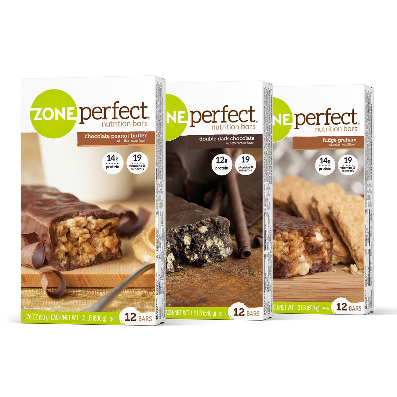 ZonePerfect Nutrition Snack Bars, Variety Pack, (36 Count) by Zoneperfect Classic (Image #6)