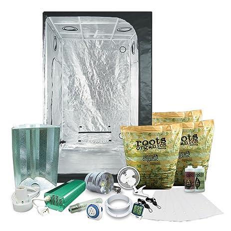 Complete 4 x 4 (47u0026quot;x47u0026quot;x79u0026quot;) Grow Tent Package With  sc 1 st  Amazon.com & Amazon.com : Complete 4 x 4 (47