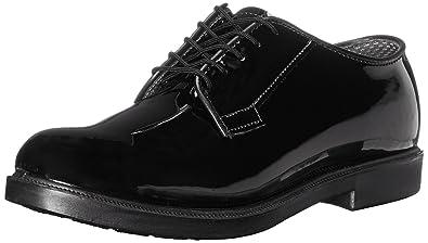207e8915d3f35e Bates Men s High Gloss Durashock Uniform Oxford