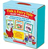 "Folk & Fairy Tale Easy Readers Parent Pack: 15 Classic Stories That Are ""Just Right"" for Young Readers"