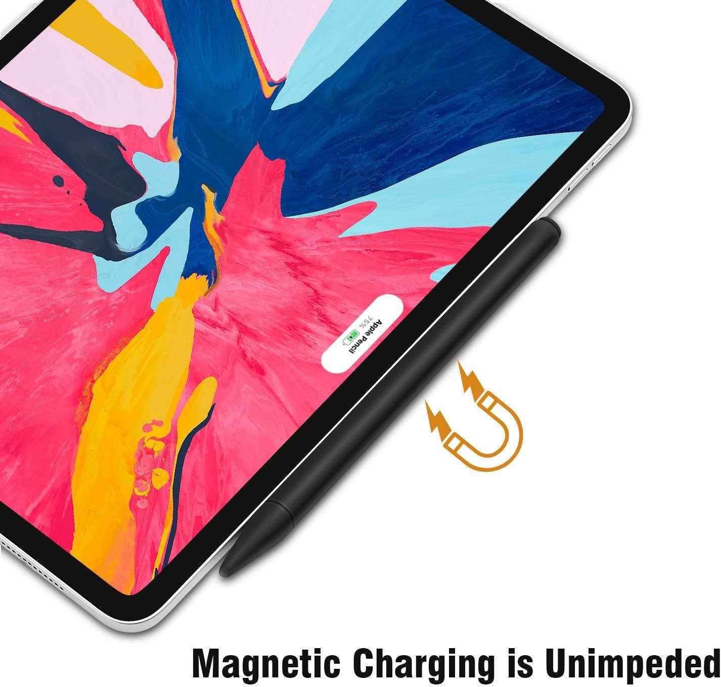 Fintie Silicone Gel Case For Apple Pencil 2 Gen Ultra Computers Accessories