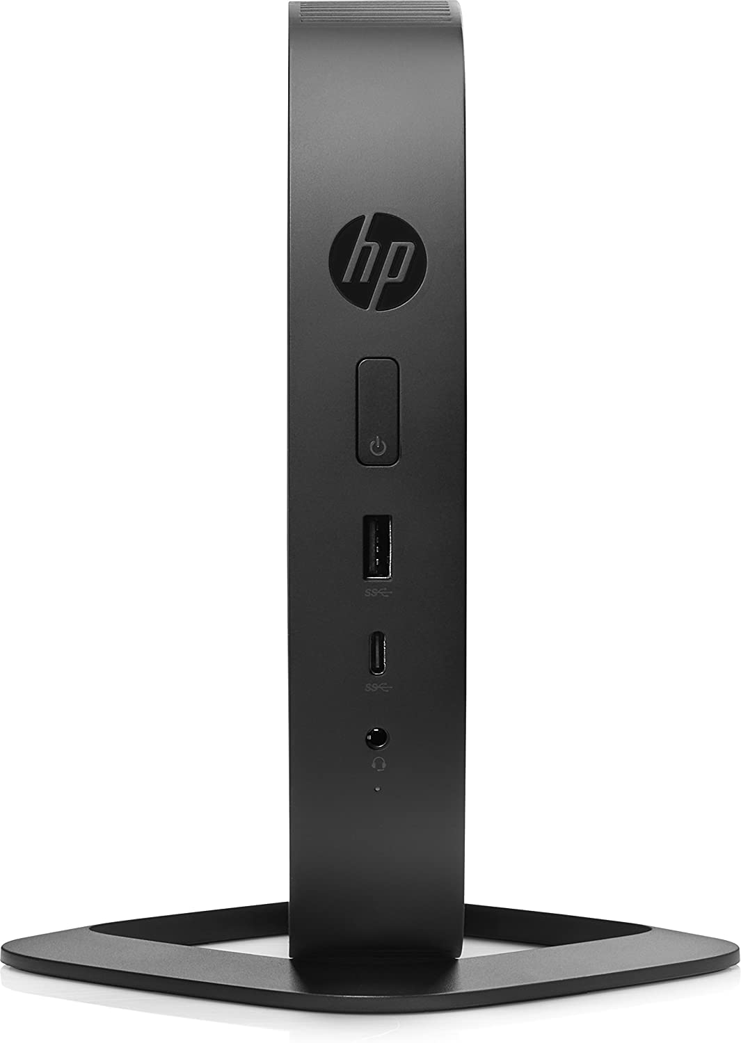 HP 2DH77AT#ABA T530, Thin Client, Tower, 4 GB Ram, 8 GB Flash, AMD Radeon R2, Black