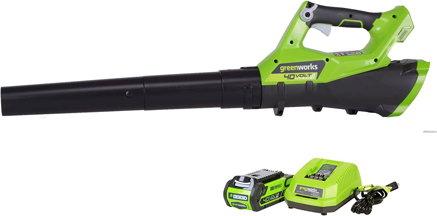 Greenworks 40V Cordless Jet Leaf Blowery Series AC