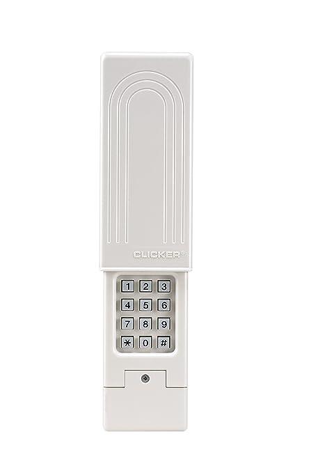 Clicker Universal Garage Door Opener Keyless Entry Keypad Klik2c