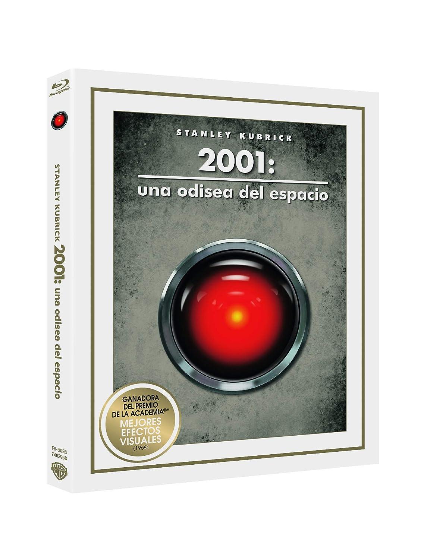 Kubrick: 2001. Una Odisea Del Espacio Blu-Ray- Col Oscars Blu-ray ...